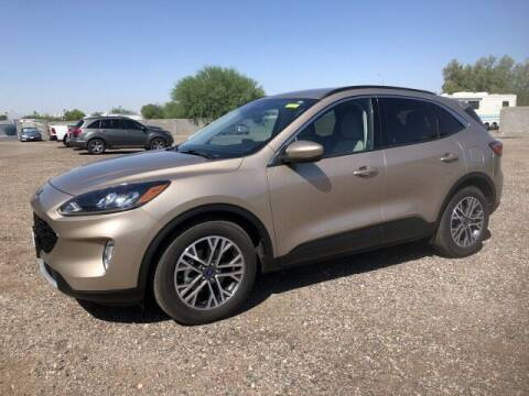 2020 Ford Escape for sale at Curry's Cars Powered by Autohouse - AUTO HOUSE PHOENIX in Peoria AZ