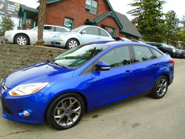 2013 Ford Focus for sale at Carsmart in Seattle WA