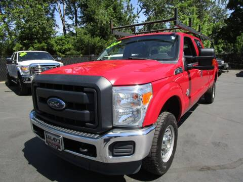 2015 Ford F-350 Super Duty for sale at LULAY'S CAR CONNECTION in Salem OR