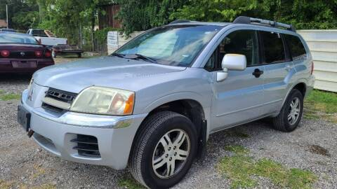 2004 Mitsubishi Endeavor for sale at Jackson Motors Used Cars in San Antonio TX