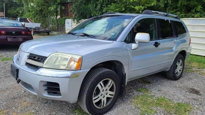 2004 Mitsubishi Endeavor for sale at Jackson Motors Used Cars in San Antonio TX