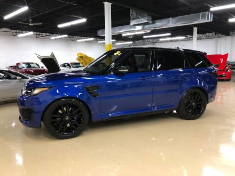 2017 Land Rover Range Rover Sport for sale at Fox Valley Motorworks in Lake In The Hills IL