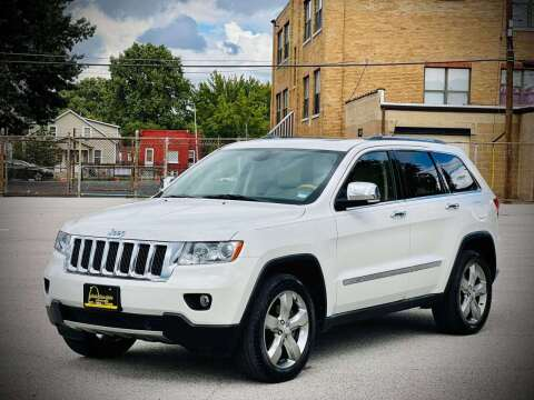 2011 Jeep Grand Cherokee for sale at ARCH AUTO SALES in Saint Louis MO