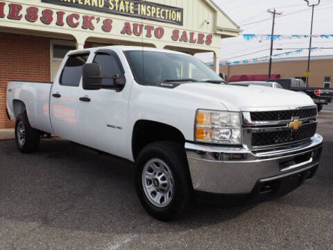2011 Chevrolet Silverado 3500HD for sale at Messick's Auto Sales in Salisbury MD
