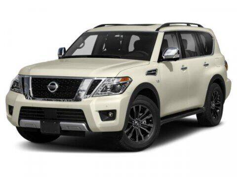 2019 Nissan Armada for sale at DeluxeNJ.com in Linden NJ