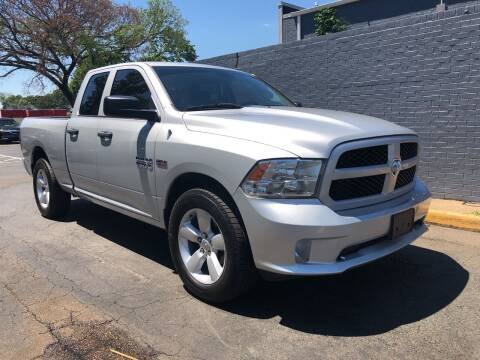 2014 RAM Ram Pickup 1500 for sale at City to City Auto Sales in Richmond VA