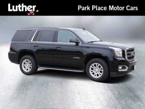 2016 GMC Yukon for sale at Park Place Motor Cars in Rochester MN