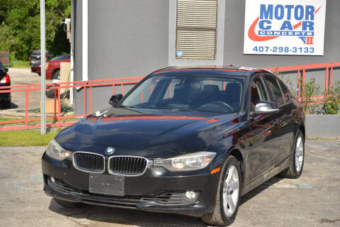 2013 BMW 3 Series for sale at Motor Car Concepts II - Apopka Location in Apopka FL