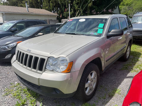2008 Jeep Grand Cherokee for sale at Trocci's Auto Sales in West Pittsburg PA
