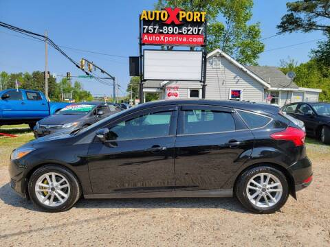 2018 Ford Focus for sale at Autoxport in Newport News VA