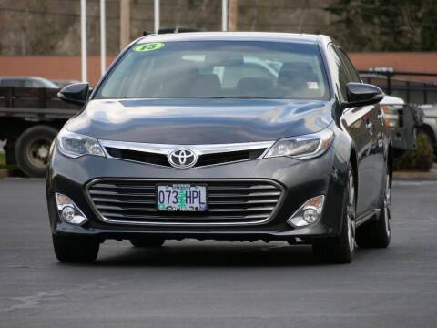 2015 Toyota Avalon for sale at CLINT NEWELL USED CARS in Roseburg OR