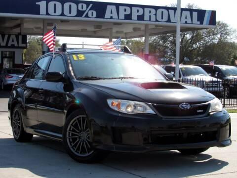 2013 Subaru Impreza for sale at Orlando Auto Connect in Orlando FL