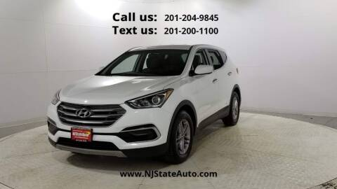 2017 Hyundai Santa Fe Sport for sale at NJ State Auto Used Cars in Jersey City NJ