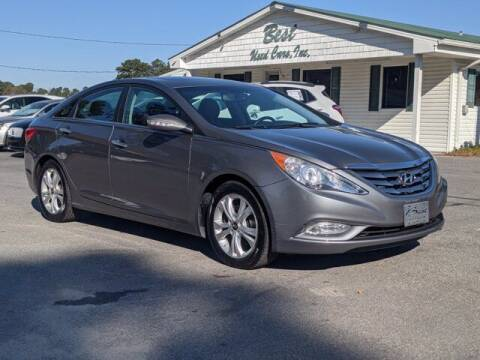 2011 Hyundai Sonata for sale at Best Used Cars Inc in Mount Olive NC