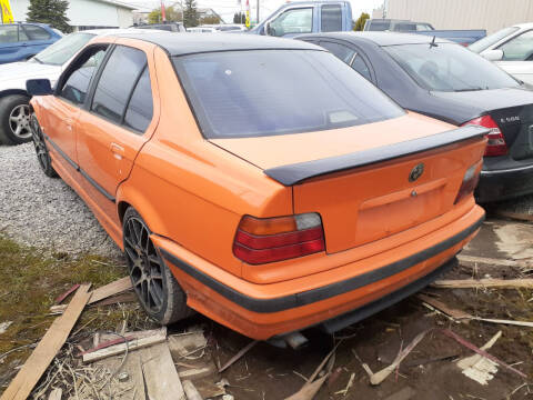 1998 BMW 3 Series for sale at EHE Auto Sales Parts Cars in Marine City MI