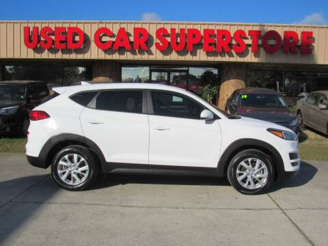 2019 Hyundai Tucson for sale at Checkered Flag Auto Sales NORTH in Lakeland FL