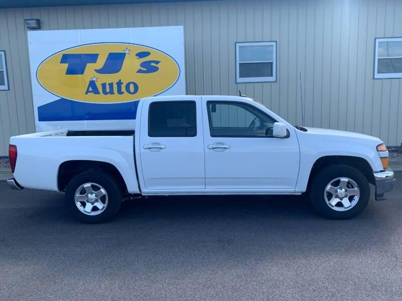 2010 Chevrolet Colorado for sale at TJ's Auto in Wisconsin Rapids WI