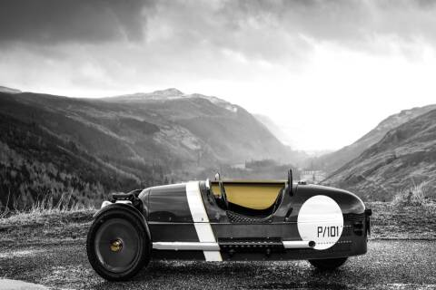 2021 Morgan 3 - Wheeler P101W