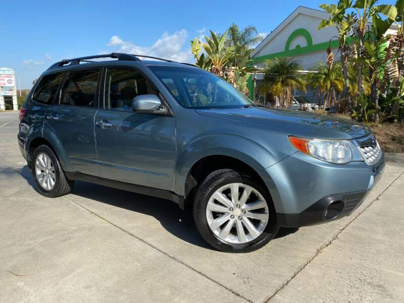 2011 Subaru Forester for sale at Luxury Auto Lounge in Costa Mesa CA