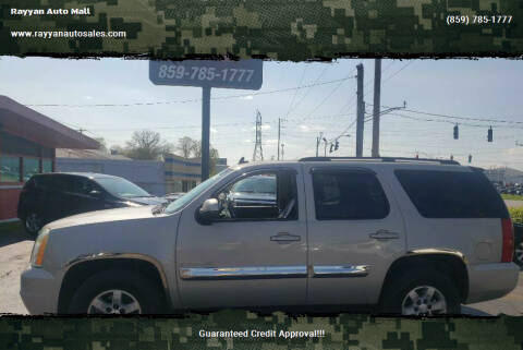 2007 GMC Yukon for sale at Rayyan Auto Mall in Lexington KY