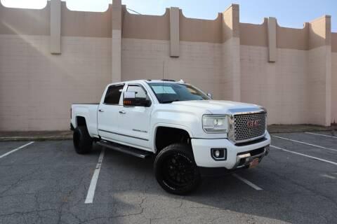 2016 GMC Sierra 2500HD for sale at El Compadre Trucks in Doraville GA