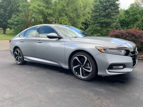 2019 Honda Accord for sale at Dominic Sales LTD in Syracuse NY