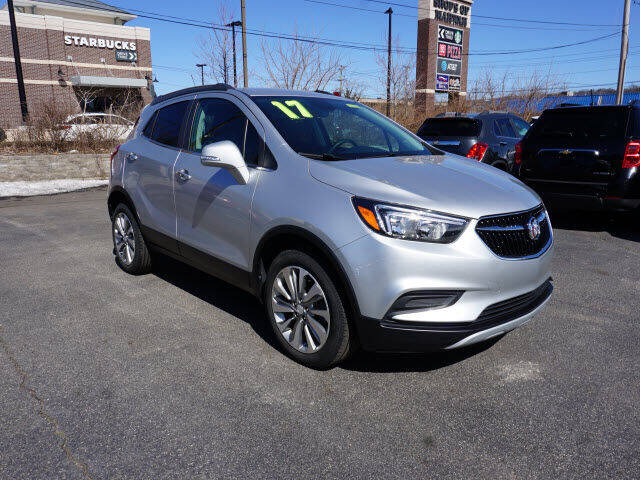 2017 Buick Encore for sale at Classified pre-owned cars of New Jersey in Mahwah NJ