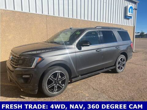 2019 Ford Expedition for sale at STANLEY FORD ANDREWS in Andrews TX