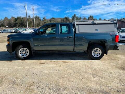 2014 Chevrolet Silverado 1500 for sale at Upstate Auto Sales Inc. in Pittstown NY