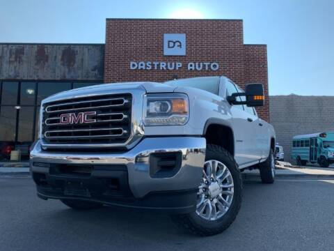 2018 GMC Sierra 3500HD for sale at Dastrup Auto in Lindon UT