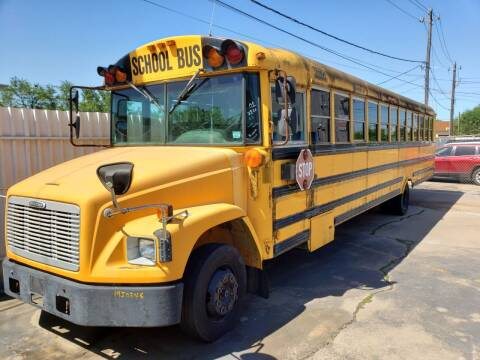 2001 Freightliner FS65 for sale at Texas Best Bus in Houston TX