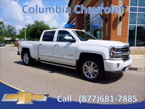2017 Chevrolet Silverado 1500 for sale at COLUMBIA CHEVROLET in Cincinnati OH