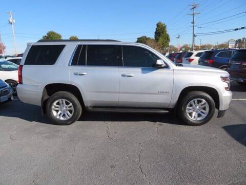 2019 Chevrolet Tahoe for sale at DICK BROOKS PRE-OWNED in Lyman SC