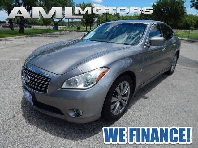 2013 Infiniti M35h for sale in San Antonio, TX