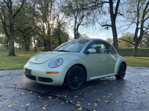 2007 Volkswagen New Beetle for sale at Moundbuilders Motor Group in Heath OH