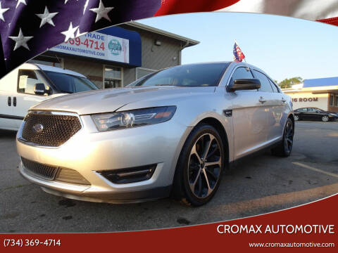 2014 Ford Taurus for sale at Cromax Automotive in Ann Arbor MI