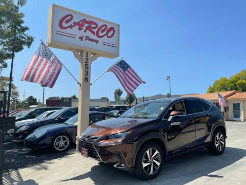 2018 Lexus NX 300 for sale at CARCO SALES & FINANCE - CARCO OF POWAY in Poway CA