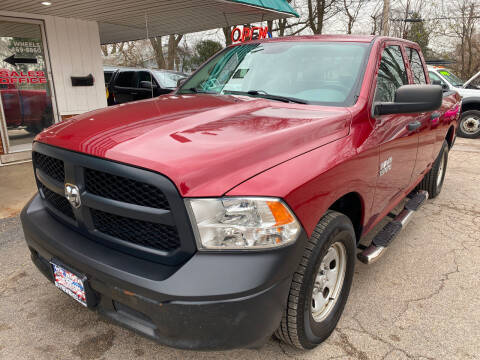 2014 RAM Ram Pickup 1500 for sale at New Wheels in Glendale Heights IL