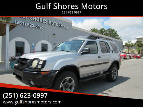 2004 Nissan Xterra for sale at Gulf Shores Motors in Gulf Shores AL