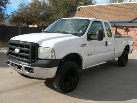 2007 Ford F-250 Super Duty for sale at Springs Auto Sales in Colorado Springs CO