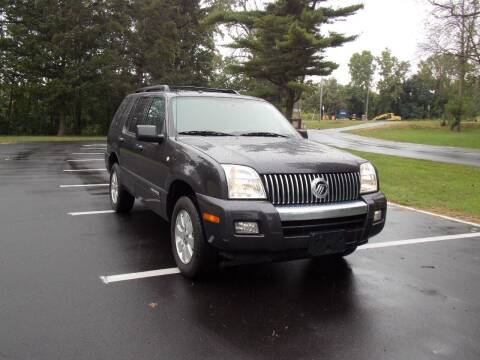 2007 Mercury Mountaineer for sale at Your Choice Auto Sales in North Tonawanda NY