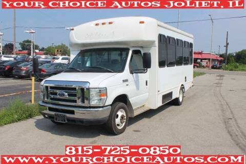 2013 Ford E-450 for sale at Your Choice Autos - Joliet in Joliet IL