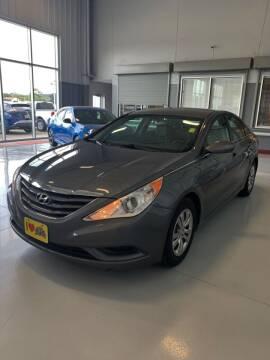 2012 Hyundai Sonata for sale at Tom Peacock Nissan (i45used.com) in Houston TX