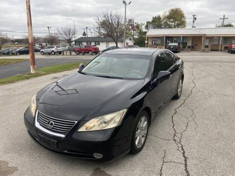 2007 Lexus ES 350 for sale at Auto Hub in Grandview MO