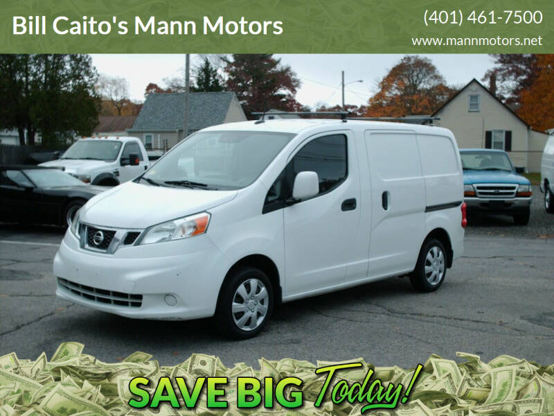 2014 Nissan NV200 for sale at Bill Caito's Mann Motors in Warwick RI