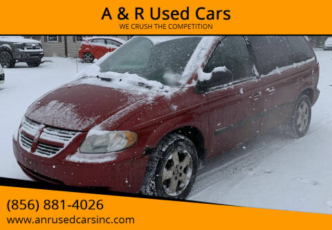 2005 Dodge Caravan for sale at A & R Used Cars in Clayton NJ