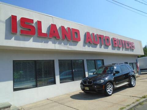 2012 BMW X5 for sale at Island Auto Buyers in West Babylon NY