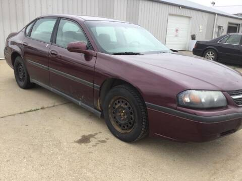 2004 Chevrolet Impala for sale at Broadway Auto Sales in South Sioux City NE