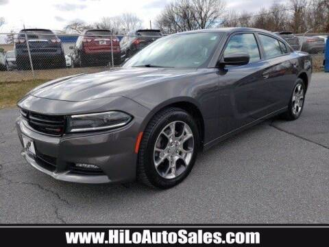 2015 Dodge Charger for sale at Hi-Lo Auto Sales in Frederick MD