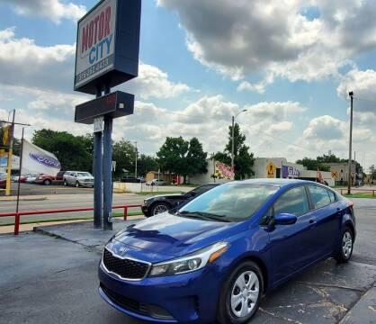 2018 Kia Forte for sale at Motor City Sales in Wichita KS